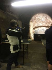 Reigate Rifle Pistol Club Shooting